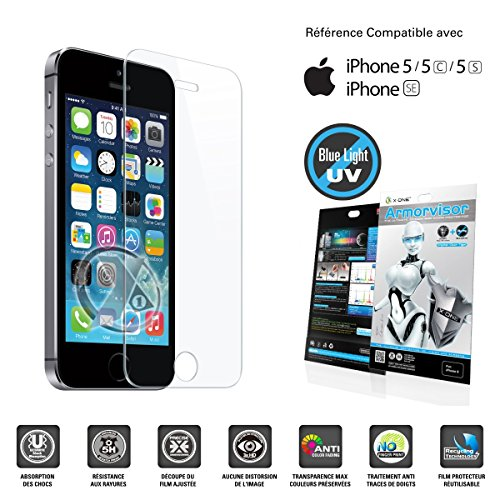 x-one-armorvisor-film-de-protection-screen-protector-apple-iphone-5-5c-5s-iphone-se-filtre-anti-lumi