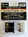 Andis T-Outliner Blades by Pro-mate One Hittaz Modified Zero-Gapped