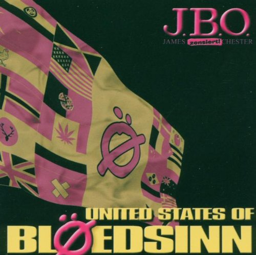 J.B.O.: United States Of Blöedsinn (Audio CD)