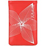 Golla Pochette slim ligne IDA pour Téléphone portable Rouge Taille L