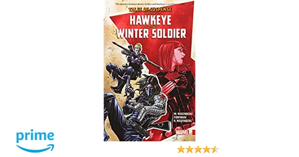 Tales of Suspense: Hawkeye & the Winter Soldier: Amazon co uk