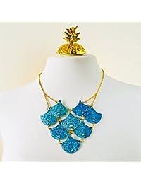 a6faa71ff5b4 Amazon.es  collar boho - Collares con colgante   Collares y ...