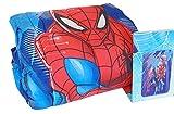 Trapunta singola 1 piazza invernale ( peso 250 gr) in calda e soffice microfibra modello Spiderman distribuito da T&F .