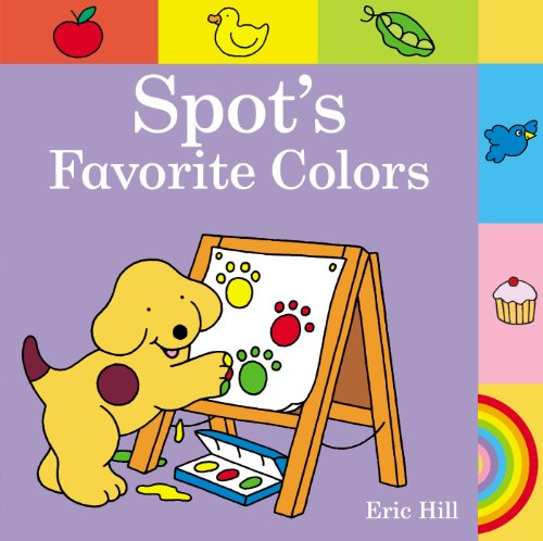 Spot's Favorite Colors