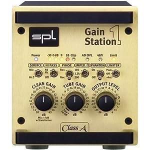 Spl GainStation1 con AD Wandler