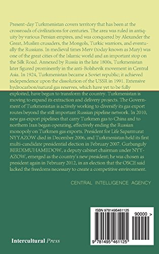 Understanding Turkmenistan: History, Geography and Economy: Volume 42 (Oxford Historical Studies)