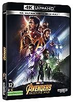Avengers Infinity War - 4K + Blu-Ray 2D + bonus [4K Ultra HD + Blu-ray]