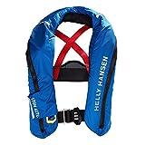 Helly Hansen sailsafe Inflatable Inshore Weste, Bodywarmer, Herren, 33805, Blau (Blau 563), One Size (Tamaño del Fabricante:Unica)