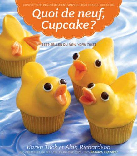 Quoi de neuf, cupcake ?