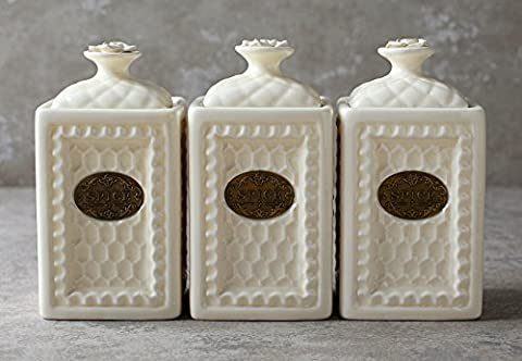 Spices Sets Storage Jars, Seasonings Set Vintage, Gifts for New Home