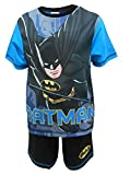Best Shirts of the years Gift For 10 Year Olds - Boys Batman Shortie Pyjamas Sizes 4-10 Years Review