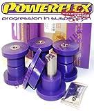 POWERFLEX BUSH Mazda RX7 FD 92-2002 PFR36-309 4-er Satz HA Querlenker oben