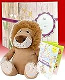 Set regalo Warmies-Peluche Beddy Bears leone con profumo di lavandaLa nuova HIT nel settore ed è il peluche termico per il freddoe giorni o anche come ^ Molto scomoda, vibratore o piccolo partner.Questo adorabile e simpatico varianti sono ...