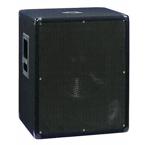 Omnitronic BX-1850 Caisson de basses 1200 W Noir (Import Allemagne)