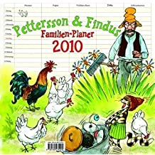 Pettersson und Findus Familienplaner 2010: Pettersson and Findus family planners