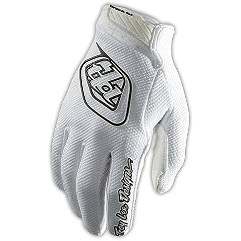 Troy Lee guantes para adultos y jóvenes AIR, colour blanco, M, GT6340105M