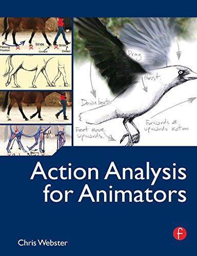 Action Analysis for Animators (English Edition) por Chris Webster