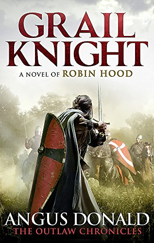 Grail Knight Cover Image