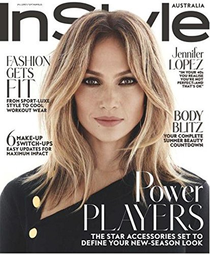 instyle-power-player-english-edition
