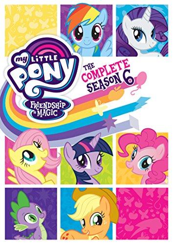 Friendship is Magic - Season 6 (4 DVDs) [RC 1]