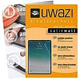 uwazi I 3X Satin-Matte Schutzfolie für Apple iPad Pro 11 Zoll (2018) Bildschirmschutzfolie I Folie I Anti Fingerabdruck I Anti Kratzer