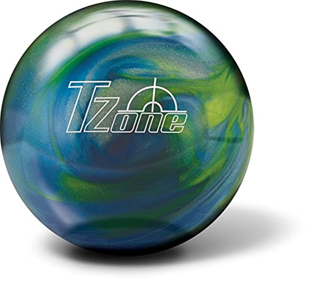 Bowlingball Bowlingkugel Brunswick T-Zone Cosmic - Blue Lagoon, Gewicht in lbs:9 lbs