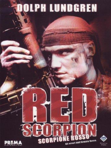 Red scorpion - Scorpione rosso