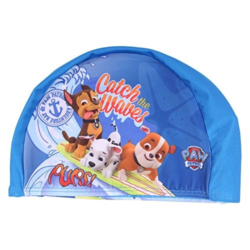 Swimming hat child pat 'patrol blue edition 2016 by nickelodeon