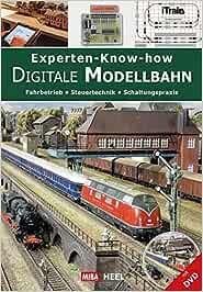 Fachbuch Profiwissen Digitale Modellbahn Steuerung und Konfiguration NEU