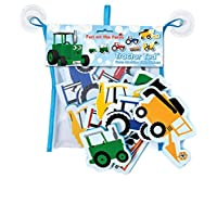 Tractor Ted Foam Bath Stickers
