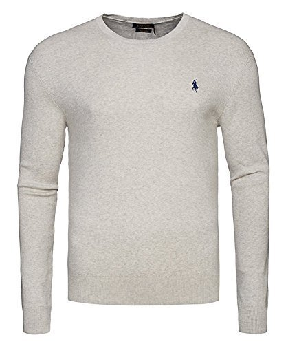 polo-ralph-lauren-pullover-c-neck-light-grey-heather-xl