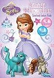 Disney Prenses Sofia Dövmeli ve Cikartmali Faaliyet Kitabi - Sihirli Maceralar