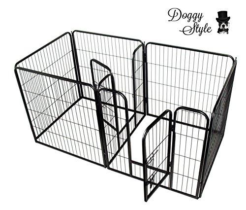 Doggy-Style-Heavy-Duty-Puppy-Play-Pen-Playpen-7-x-Panel-Whelping-Pen-Pens-4-Sizes-in-this-add