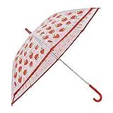 Legler 9395 - Regenschirm, erdbeere