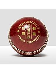 GRAY-NICOLLS Herren Club Leder Cricket Ball