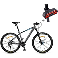 Bicicleta, Bicicleta De Montaña, 27.5 Pulgadas De 30 De Velocidad De Disco Doble Freno De Aleación De Aluminio De Alta Gama De Vehículos Todoterreno, ...