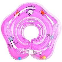 Flotador de seguridad AOLVO, para baño de bebé recién nacido ...