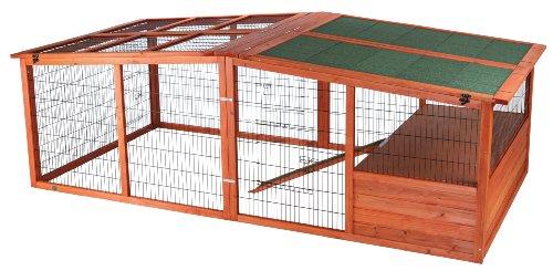Trixie 62285 natura Freilaufgehege, XL, 233 x 79 x 116 cm