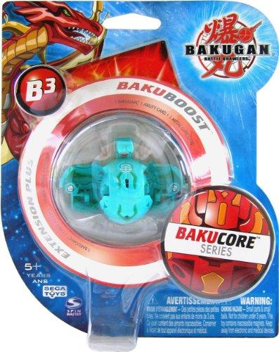 Bakugan Booster Pack - B3 BakuCore Series - Ventus BRONTES (Green)