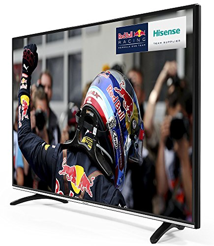 Hisense 49 – Inch Widescreen 4K Smart LED TV with Freeview HD