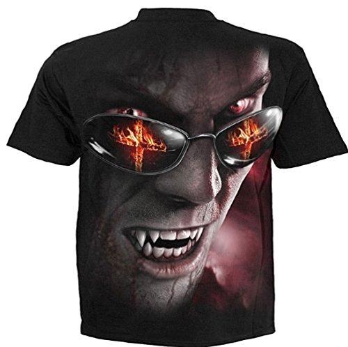 Spiral Lord of Darkness T-Shirt - Unisex Schwarz