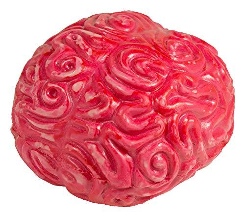 Das Kostümland Blutiges Gehirn - Gruselige Halloween Dekoration - Zubehör