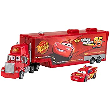 mattel camion transporteur cars 2 jeux et jouets. Black Bedroom Furniture Sets. Home Design Ideas