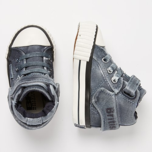 British Knights ROCO BAMBINO ALTE SNEAKERS BLU NAVY