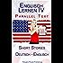 Englisch Lernen IV: Parallel Text (Deutsch - Englisch) Kurzgeschichten (Englisch Lernen mit Paralleltext 4)
