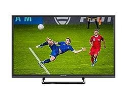 Panasonic Tx-32esw504 Viera 80 Cm (32 Zoll) Lcd Fernseher (Full Hd, 600hz Bmr, Quattro Tuner, Tv Auf Ip Client, Usb Recording)