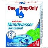 One Drop Only Natürliches Mundwasser Konzentrat, 25 ml