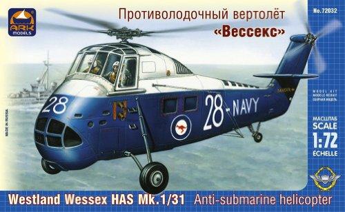 Ark Models AK72032 - Westland Wessex Has Mk.1/31