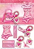 Pretty In Pink Camisole & Borsa A5Step by Step by Helen Williams