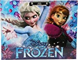 #5: HMI Licensed Disney & Marvel Characters Drawing Clip Board Exam Board, A3 Size (Frozen Sis)